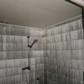 Ennen kylpyhuoneremonttia Saneeraustekniikka Sartek Oy