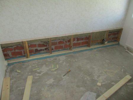 Seinäpinnan saneerausta Saneeraustekniikka Sartek Oy